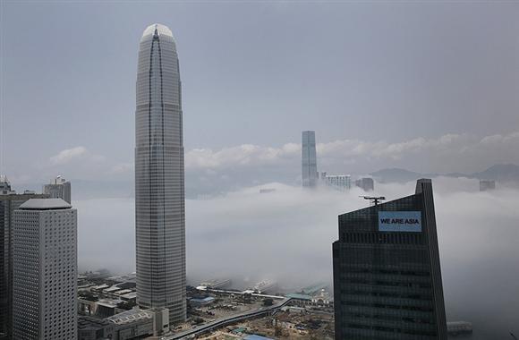 Hong Kongdan sis manzaraları... 4