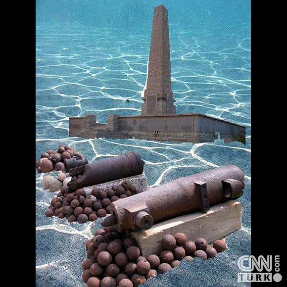İşte bir denizaltı müzesi... 5