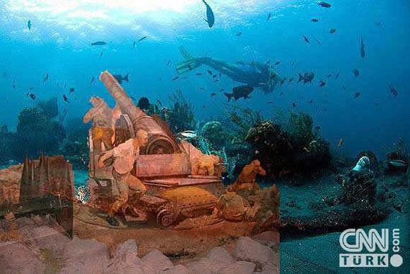 İşte bir denizaltı müzesi... 6