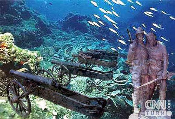 İşte bir denizaltı müzesi... 8
