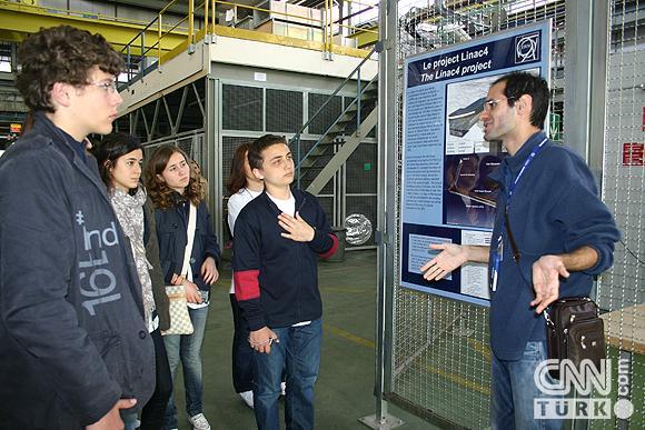 CERNdeki Milli süper beyinler 2