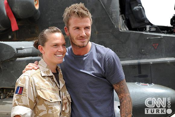 Beckham Afganistana transfer oldu! 3