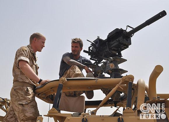 Beckham Afganistana transfer oldu! 4
