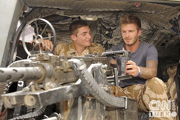 Beckham Afganistana transfer oldu! 5