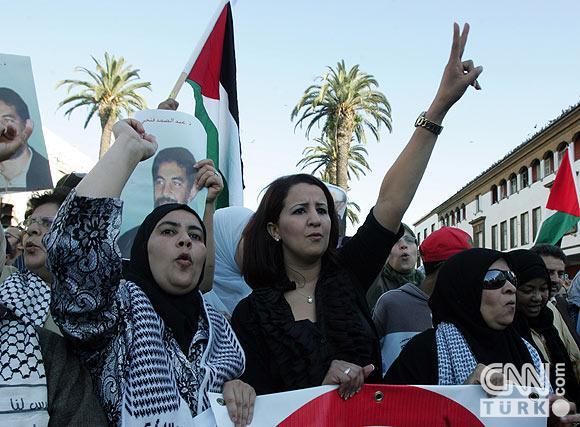 Dünya İsraile karşı ayakta! 10