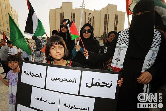 Dünya İsraile karşı ayakta! 4