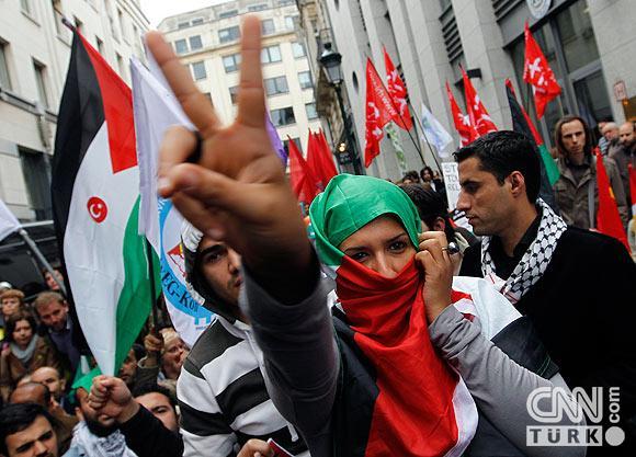 Dünya İsraile karşı ayakta! 5