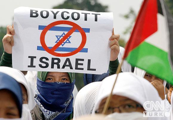 Dünya İsraile karşı ayakta! 7