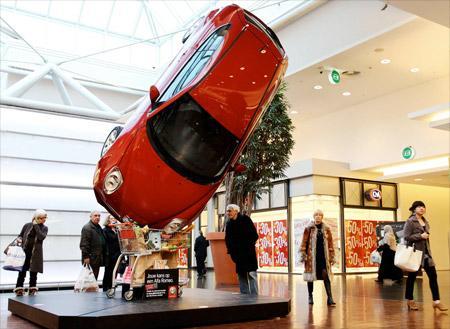 Reklamlardaki gerçek arabalar  11