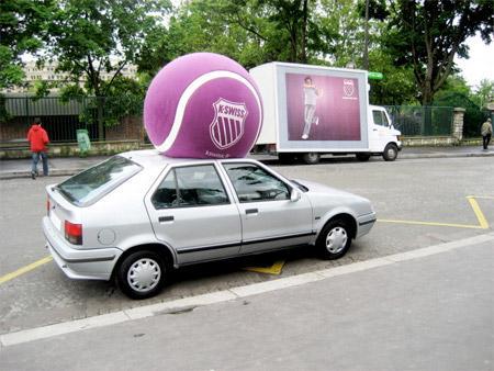 Reklamlardaki gerçek arabalar  5