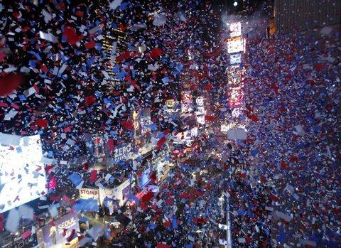 Dünya yeni yılı böyle kutladı  15