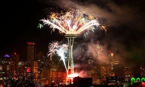 Dünya yeni yılı böyle kutladı  16