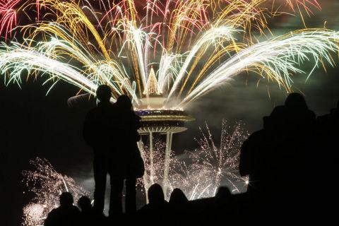 Dünya yeni yılı böyle kutladı  17