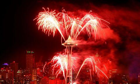 Dünya yeni yılı böyle kutladı  18