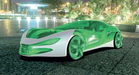 Geleceğin otomobilleri  1