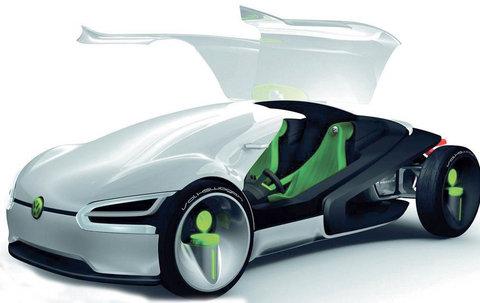 Geleceğin otomobilleri  2