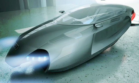 Geleceğin otomobilleri  4