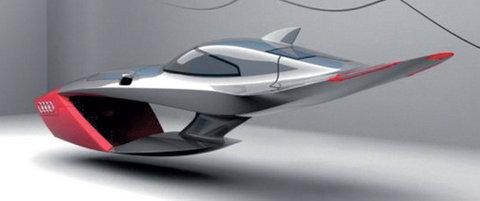 Geleceğin otomobilleri  5