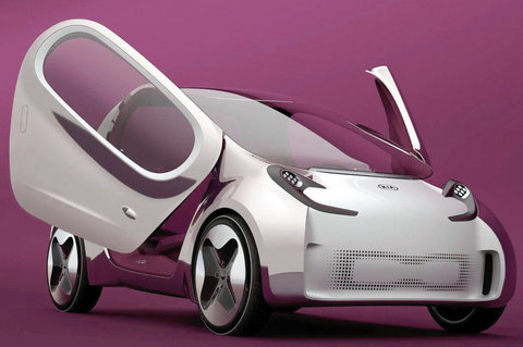 Geleceğin otomobilleri  6