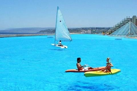 Okyanus değil havuz  1