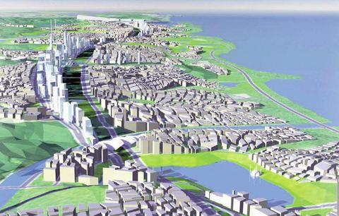 New İstanbul projesi!