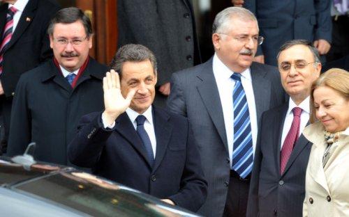 Sarkozy Ankarada 3