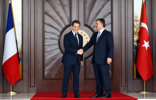 Sarkozy Ankarada 4
