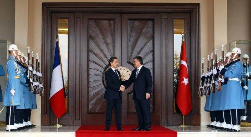 Sarkozy Ankarada 5