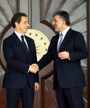 Sarkozy Ankarada 6
