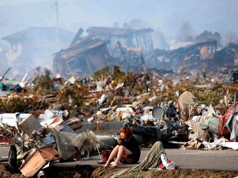 Fotoğraflar felaketi gözler önüne seriyor  4
