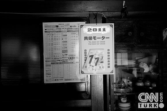 Nükleerin vurduğu hayalet Japon kasabası 6