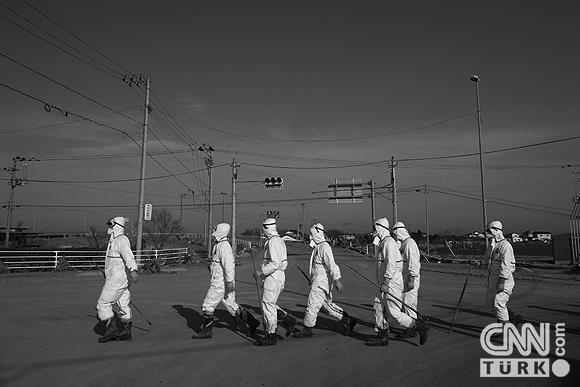 Nükleerin vurduğu hayalet Japon kasabası