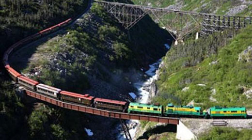En Tehlikeli Tren Yolları  3