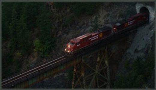 En Tehlikeli Tren Yolları  4