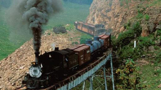En Tehlikeli Tren Yolları  5