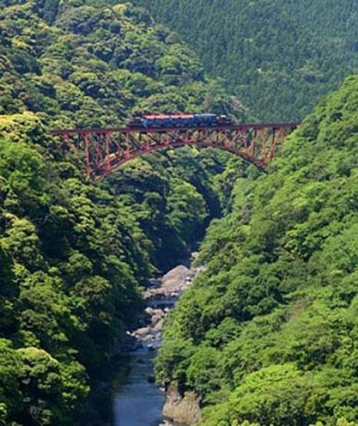 En Tehlikeli Tren Yolları  8