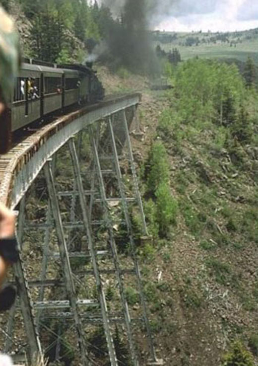 En Tehlikeli Tren Yolları  9