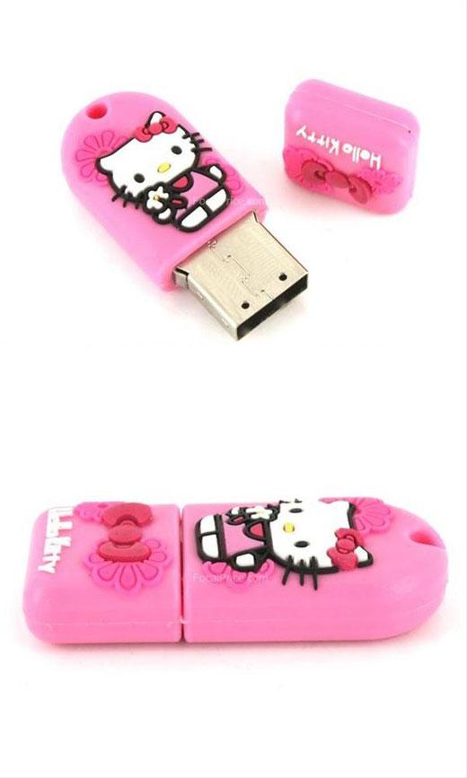 USB Belleklerin Fantastik Dünyası 4