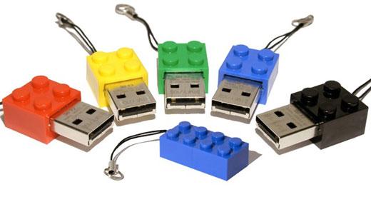 USB Belleklerin Fantastik Dünyası 6