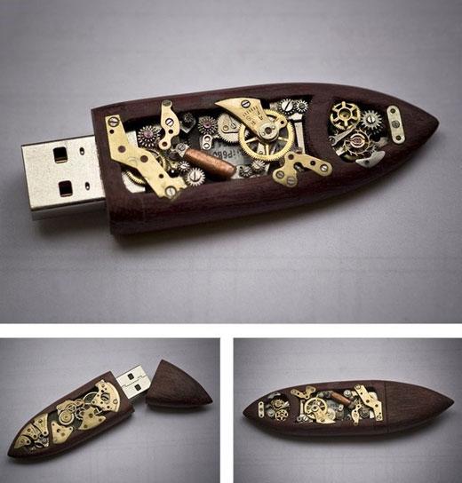 USB Belleklerin Fantastik Dünyası 8