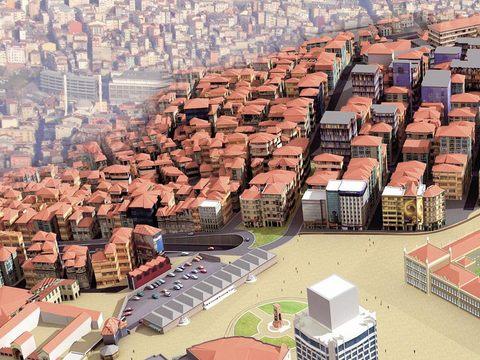 İşte Erdoğanın taze projeleri!  2