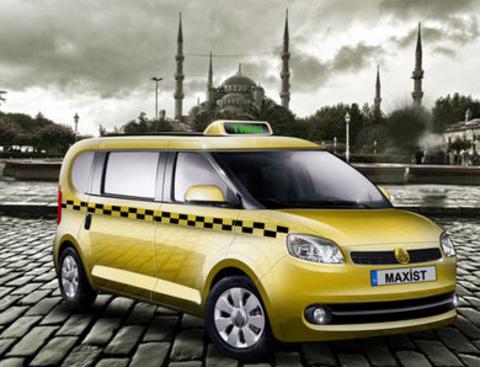 İstanbul taksisini seçiyor  2