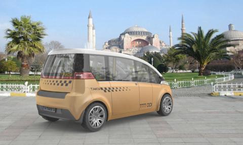 İstanbul taksisini seçiyor  6