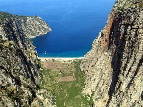 Türkiyedeki tatil cennetleri ! 6