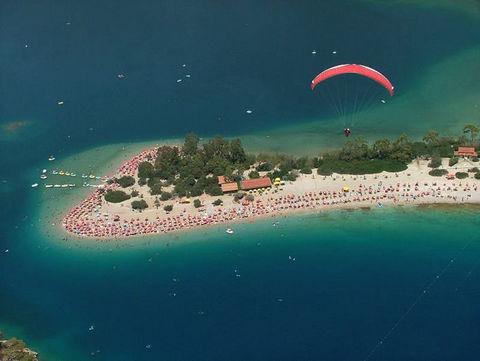 Türkiyedeki tatil cennetleri ! 7