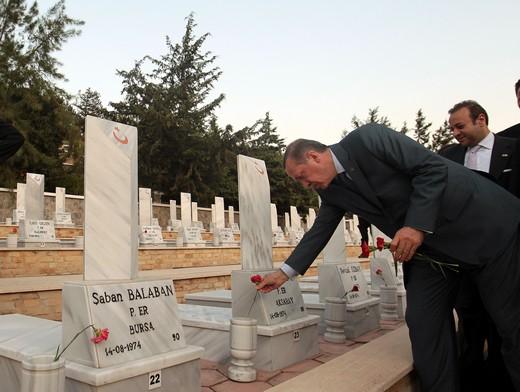Başbakan Erdoğana Sevgi Gösterisi 3