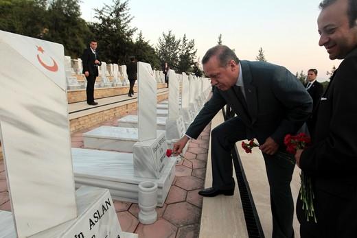 Başbakan Erdoğana Sevgi Gösterisi 4