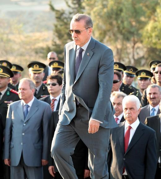 Başbakan Erdoğana Sevgi Gösterisi 5