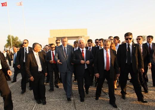Başbakan Erdoğana Sevgi Gösterisi 7