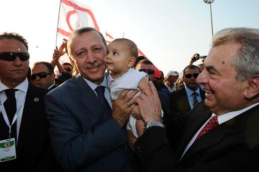 Başbakan Erdoğana Sevgi Gösterisi 8
